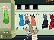 Shop n dress food roll game latin dance dress